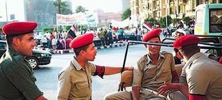 Der arabische Sommer (Fotos)