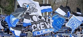 Kollektivausschluss für Bielefelder Fans in Osnabrück