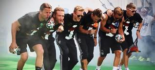 'Gauchogate' - Darum war der Tanz unserer WM-Helden richtig! - RTL.de