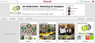 Pinterest – Senkrechtstarter unter den Sozialen Netzwerken So profitieren Sie im Marketing und im SEO vom Bildernetzwerk