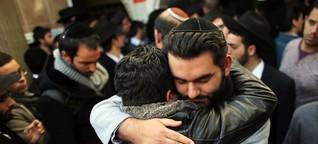 Französische Juden - Aus Angst nach Israel