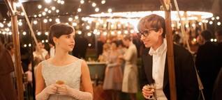"""Biopic über Stephen Hawking: """"Die richtige Frau zur richtigen Zeit"""""""
