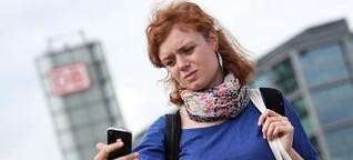 Wieso ist das Internet auf dem Handy so lahm?