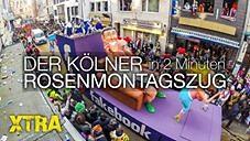Rosenmontag-Zeitraffer
