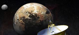 Mit der Playstation zum Pluto: Wie Elektroschrott unser Sonnensystem erforscht