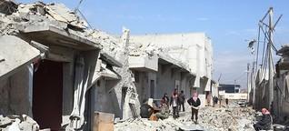 Gespräch - Vier Jahre Krieg in Syrien