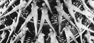 Star-Choreograf Berkeley: Tanzt, Roboter-Ladys, tanzt