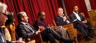 Das Humboldt-Forum Berlin - Vom schwierigen Dialog auf Augenhöhe