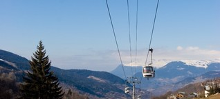 Bergtourismus: Panikmache nicht angesagt
