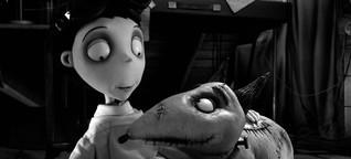 """""""Frankenweenie"""" von Tim Burton: Ein Herz für tote Tiere - SPIEGEL ONLINE"""