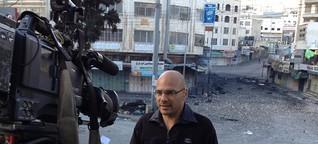 Unsichtbare Mauern: Journalismus im Nahen Osten