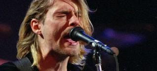 Zum 20. Todestag von Kurt Cobain: Der König des Grunge