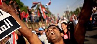 Die Fragmentierung der arabischen Welt
