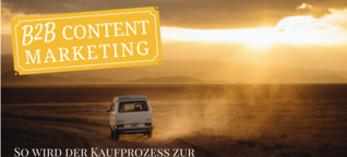 Content Marketing im B2B: Wie werden aus Interessenten Leads? | Online Marketing News
