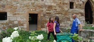 Kloster auf Zeit: Schüler wagen einen Versuch