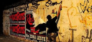 São Paulo: Zwischen Rebellion und Kunst