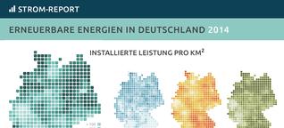 Infografik: Erneuerbare Energien in Deutschland