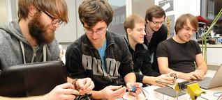 NorthernStars: Die Robotik-Studierenden der FH Kiel