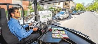 Atilla, der Busfahrer
