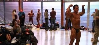 Bodybuilding. Der Traum vom perfekten Körper (Fotoreportage)