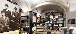 Das neue österreichische Literaturmuseum in Wien: Glücksfall und Wurf