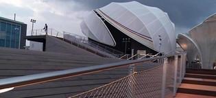 Der deutsche Pavillon auf der Expo 2015 | Euromaxx | 01.05.2015