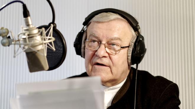 Joachim Kerzel über den richtigen Ton (Text/Foto)