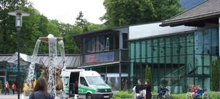 """G7-Gipfel auf Schloss Elmau: """"Wird Mittenwald evakuiert?"""""""