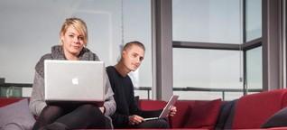 Arbeiten in der digitalen Wirtschaft