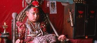 Nepal: Die Kumari von Kathmandu