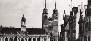 Ankündigung: unsere Reportage zur Bombardierung Magdeburgs