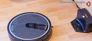 Produkttest MieleScout RX1 Roboter-Staubsauger