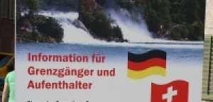 Es ist von der Schweiz umgeben: Starker Franken beutelt dieses deutsche Dörfli