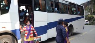Nepal und der Menschenhandel - Endstation Bordell