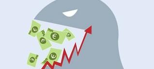 Schreckgespenstlein Inflation, stern.de