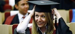 """""""Bachelorstudenten ticken anders"""" - SPIEGEL ONLINE"""