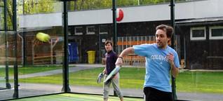 Pádel: Tennis mit Rückschlag