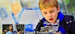 Das Alter Ego von Kevin Kuranyi