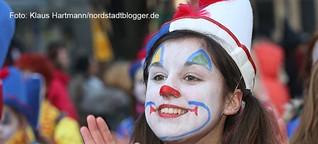 Fotostrecke: Närrisches Treiben auf der Münsterstraße