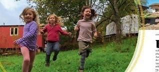 Natur-Montessorischule -  Lernen unterm Blätterdach