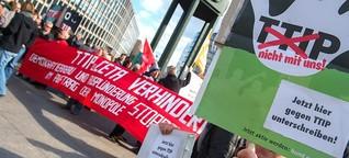 TTIP: Die USA wollen den Datenschutz wegverhandeln