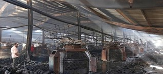 """Fabrikeinsturz in Dhaka vor zwei Jahren: """"Viele warten noch immer auf Entschädigung"""" - heute-Nachrichten"""