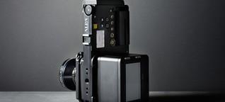 Alpa - Kameras ohne Fabrik?