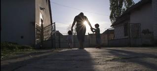 Hilfe, die Roma sind weg