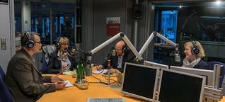 Podcast Treffpunkt Hamburg: Rente aktuell