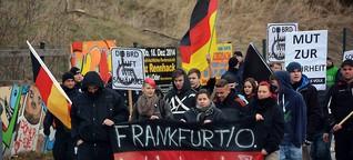 Auftakt für rechte Aufmärsche: Proteste gegen Neonazi-Aufmarsch - Nachrichten aus Brandenburg und Berlin