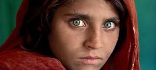 """Fotograf Steve McCurry: """"Es braucht Poesie, um Elend zu vermitteln"""""""