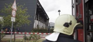 Anschlag in Nauen war professionell geplant