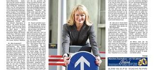"Premieren-Kritik: Monika Grubers 5. Soloprogramm ""Irgendwas is' immer"""