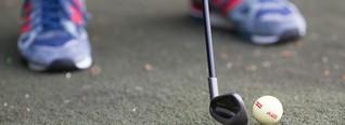 Golfen im Selbstversuch